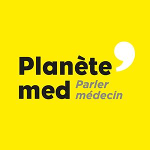 Logo Planète Med